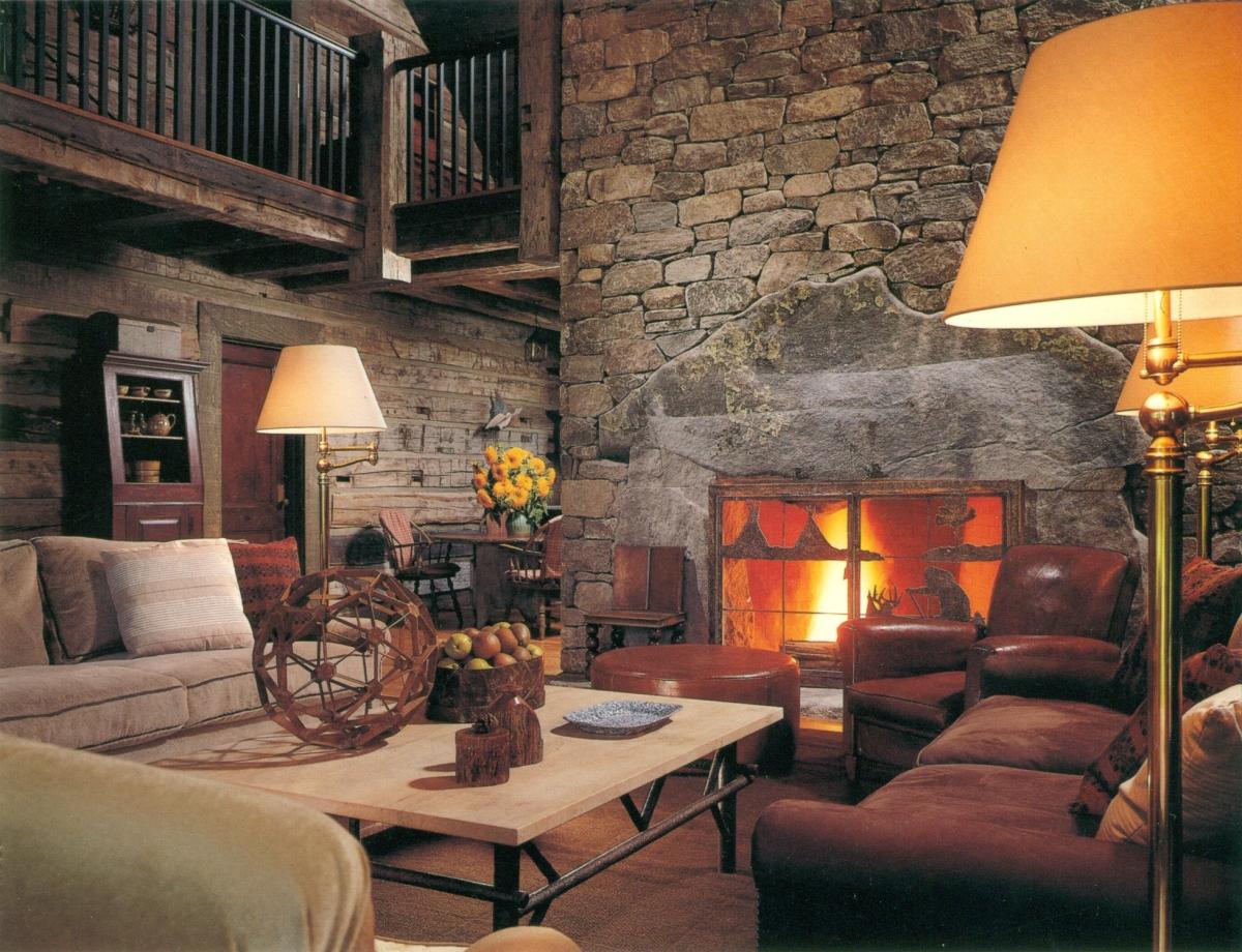 Top 28 big fireplaces 34 beautiful stone fireplaces that rock second life marketplace - Beautiful stone fireplaces that rock ...